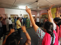 VIDEO: This support group in Pune has found a unique way of healing the mind