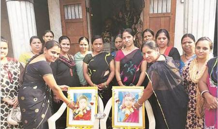 Some women from Kanjarbhat community protest campaign to stop 'virginitytests'