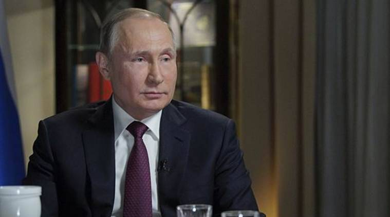 Vladimir Putin won Russia's presidential election with 73.9 per cent vote, predicts exit poll
