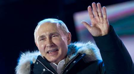 Putin's victory triggers mixed reaction from internationalcommunity