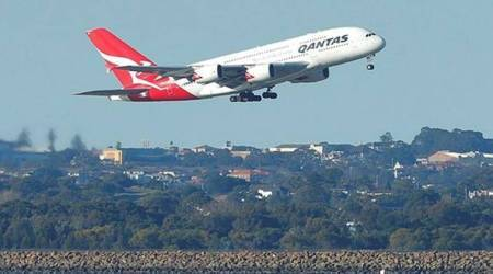 Qantas passes aviation milestone with direct Perth-London flight