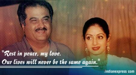 Sridevi was the axis around which our family ran: Boney Kapoor