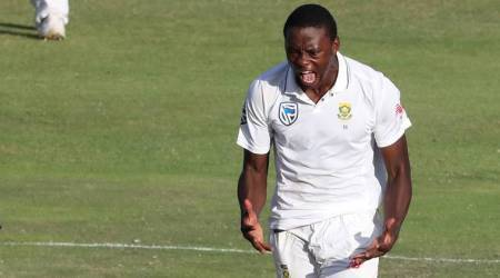 Kagiso Rabada bumped me harder than it actually looked, says Steve Smith
