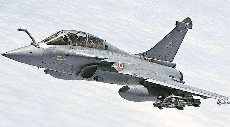 Allegations on Rafale deal don't match with facts: IAF deputy chief