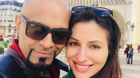 Raghu Ram declares his love for Canadian singer Natalie Di Luccio on Instagram, see photo