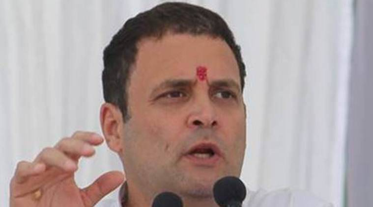 Sealing: BJP-AAP colluding with each other, alleges Rahul Gandhi