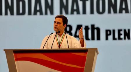 Congress plenary session LIVE UPDATES: Rahul Gandhi says 'only our party can unite the nation'