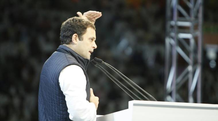 BJP accuses Rahul Gandhi of doing politics on Indians killed in Iraq