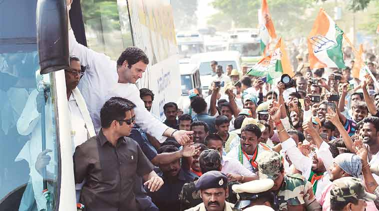 Rahul gandhi, Narendra Modi, Rahul Gandhi Modi app, Cambridge Analytica, data breach, modi app, rahul gandhi, pm modi, congress, india news, indian express news