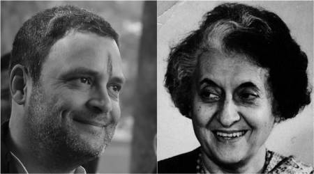 Rahul Gandhi in Chikmagalur today — In footsteps of grandmother Indira, will seek blessings at Sharada Peeth