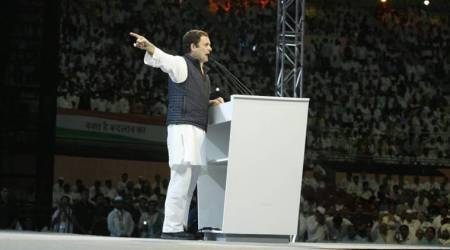 Like Kauravas, BJP fights for power; like Pandavas, Congress fights for truth, says Rahul Gandhi