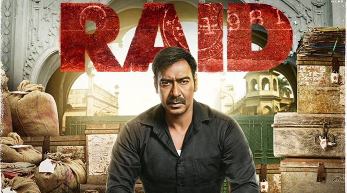 Raid movie review: The Ajay Devgn and Saurabh Shukla starrer is overlong and tepid | Entertainment News,The Indian Express