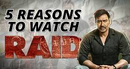 5 Reasons To Watch Ajay Devgn And Saurabh Shukla Starrer Raid