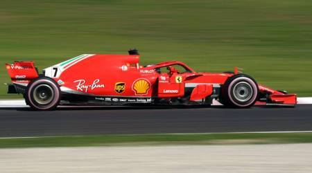 Ferrari fastest, Mercedes churns out miles as F1 testing end