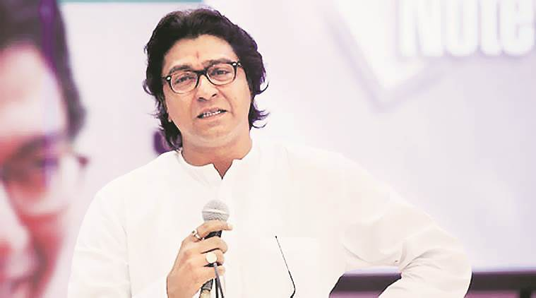 Mumbai: MNS chief blames Bihar, UP leaders for failing to attract industry, create jobs