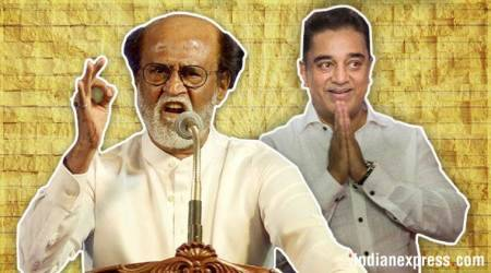 Here's how Rajinikanth and Kamal Haasan are closing the gap in politics