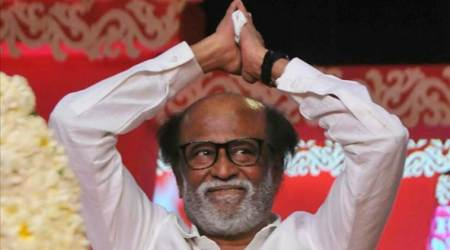 Photos: Rajinikanth meets holy men at Swami Dayanand Ashram in Rishikesh