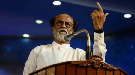 Rajinikanth back in Chennai: God, people are behind me, not BJP