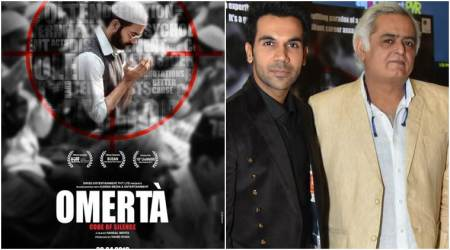 Omerta raises uncomfortable questions but does not provide any answers: Hansal Mehta