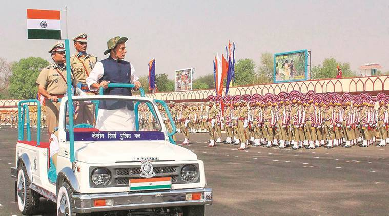 Challenge of Maoism in its last leg, says Rajnath Singh, lauds gallantry of forces