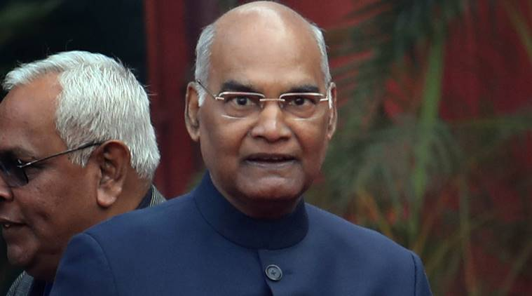 Indian economy set for a surge, to touch USD 5 trn by 2025: President Ram Nath Kovind