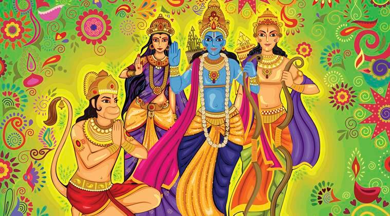 Sita's existence, Sita, Lord Ram, BJP, Congress India News, Indian Express, Indian Express News