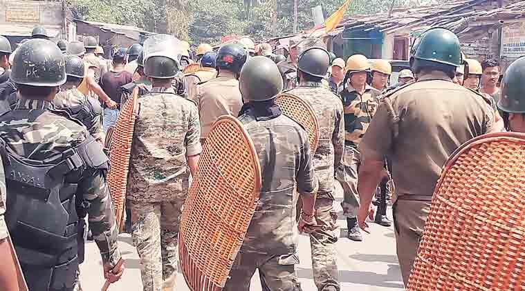 Raniganj-Asansol violence:Four-member central BJP delegation to visit, send report