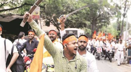 Ram Navami on Sunday: BJP, VHP back armed rallies; police on high alert