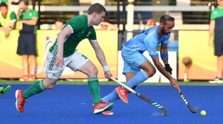 Ireland stun India 3-2 win in Sultan Azlan Shah Cup