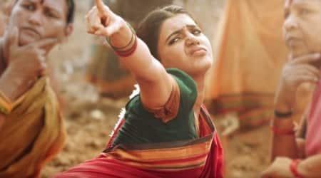 Rangamma Mangamma rests on Samantha Akkineni's cuteness