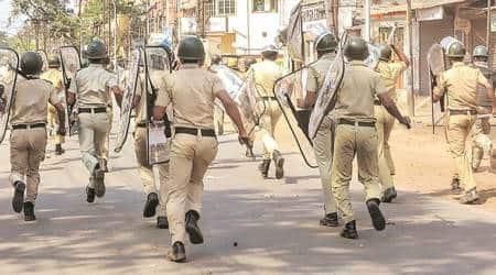 Uttar Pradesh police, honor killing,assault,muzzfarnagar