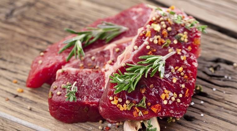 Red meat drawbacks, red meat disadvantages, red meat and heart conditions, harmful fats for heart, saturated fats and heart diseases, red meat and clogged arteries, clogged arteries, heart failure, heart attack, red meat downsides, red meat cons, indian express, indian express news