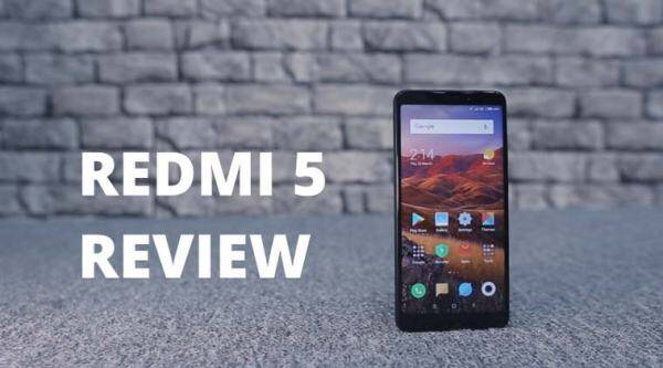 Redmi 5, Redmi 5 review, Xiaomi Redmi 5 review, Redmi 5 sale, Redmi 5 price in India, Redmi 5 specifications, Redmi 5 features, Redmi 5 vs Redmi Note 5