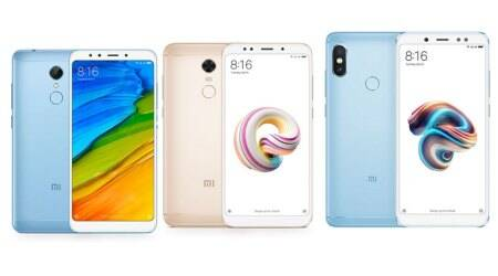 Xiaomi Redmi 5 India sales from March 20: Here's what changes from Redmi Note 5, Note 5 Pro