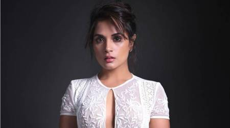 Richa Chadha wins outstanding achievement award at London Indian Film Festival