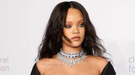 Rihanna to Snapchat on the outrageous ad: Shame on you