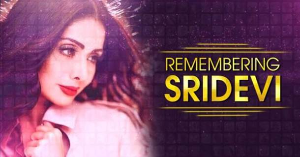 Rising Star tribute to Sridevi