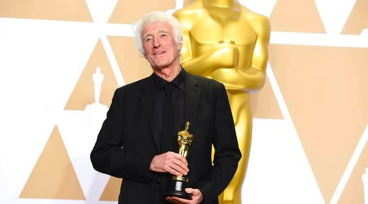 Legendary lensman finally wins Oscar