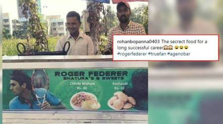 Rohan Bopanna finds out the SECRET to Roger Federer's 'long and successfulcareer'
