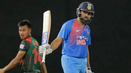Nidahas Trophy 2018: Rohit Sharma unshackles to set the record straight