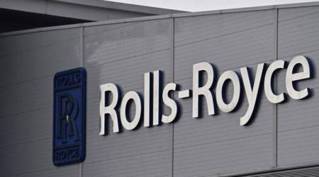Rolls-Royce building stock, urges UK's Theresa May to avoid a hard Brexit