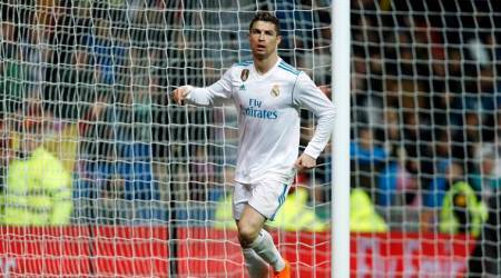 Cristiano Ronaldo takes La Liga tally past 300 goals in Getafe win