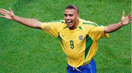 Ronaldo reveals reason behind unique hairstyle during World Cup2002