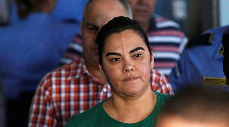 Wife of ex-president of Honduras arrested on graft charges: officials