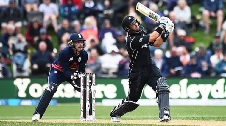 Ross Taylor, Ross Taylor hundred, Ross Taylor 100, New Zealand, England, One Day International, R. Taylor, cricket, indian express