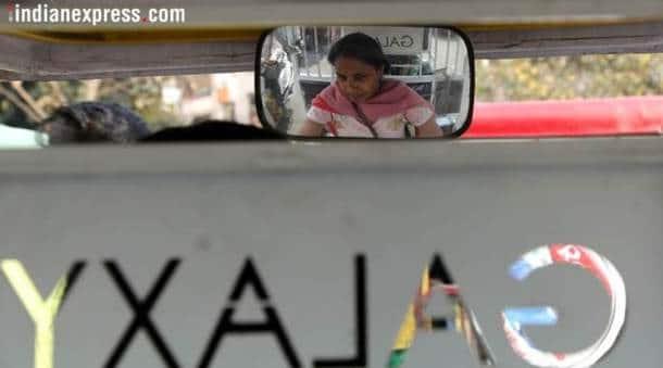 women's day 2018 , women's day special, iwd 2018, womens day inspiring stories, women drivers, International women's day, Female Electric Rickshaw Driver, First woman E Rickshaw Driver, E Rickshaw Drivers in delhi , Women E-Rickshaw Drivers, indian express