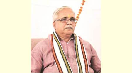 Bhaiyyaji Joshi named RSS general secretary for fourth time