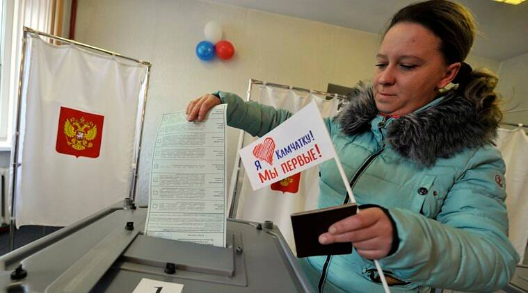 Russian Federation  election: Muted Western reaction to Putin victory