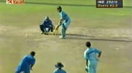 Nidahas Trophy 1998: When Sachin Tendulkar, Sourav Ganguly's record 252-run-stand took India to a thrilling victory