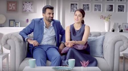 Zaheer Khan and Sagarika Ghatge decode their love story in this video